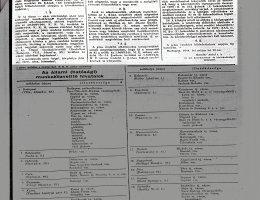 60000/1944 K. K. M. sz. rendelet