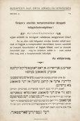 A behemót hapsi balhéja  - jiddis szavak a magyarban