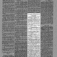 Az Országos Antiszemita Párt programja a Dunántúl 1883. október 21-i számában