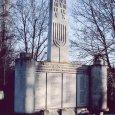 A Kiskunhalason 1944. október 11-én kivégzett 101/322. sz.munkaszolgálatos század emlékműve a rákoskeresztúri zsidó teme