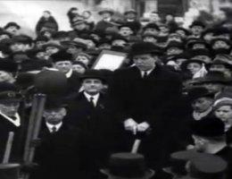 Komjádi Béla temetése
