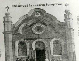 Bálinc, 1944 előtt