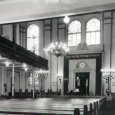 A budapesti Öntőház utcai zsinagóga belső tere 1943 előtt